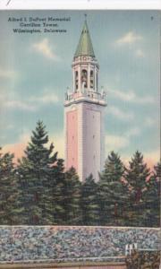 Delaware Wilmington Alfred I Du Pont Memorial Carillon Tower