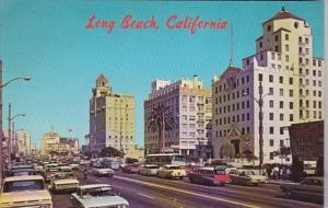 California Long Beach Famed Ocean Boulevard