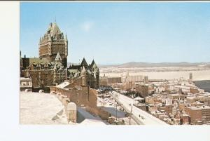 Postal 020863 : Winter time in Quebec - Canada