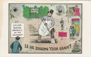 Washington, D.C., 00-10s ; Prohibition ; Is he Digging your Grave?