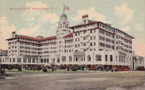 New Jersey Asbury Park Monterey Hotel 1918