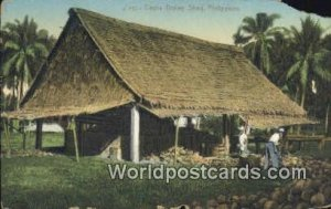 Copra Drying Shed Philippines Unused