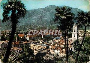 Postcard Modern Boudhanath Kathmandu Nepal
