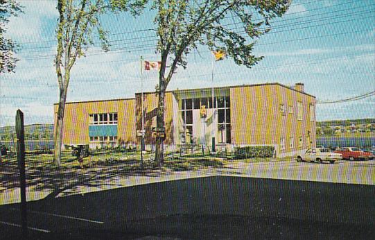 Canada New Brunswick Fredericton Royal Canadian Legion