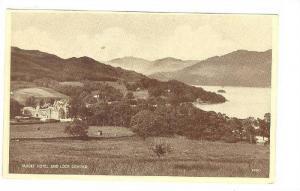 Tarbet Hotel and Loch Lomond, Scottland, United Kingdom, 10-20s