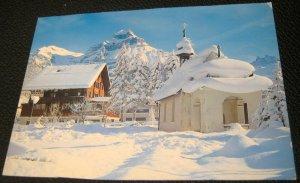 Switzerland Engelberg Zentralschweiz 2830  - unused