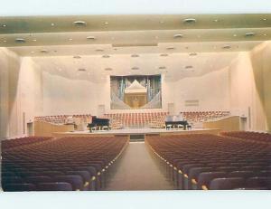 Pre-1980 CENTENNIAL HALL AT AUGUSTANA COLLEGE Rock Island Illinois IL L8542