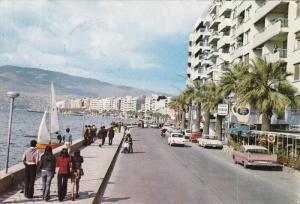 IZMIR, Turkey, 1950-1970's; Kordon Boyundan Bir Gorunus