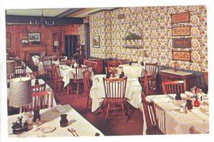The Lebanon Room, The Golden Lamb, Lebanon, Ohio, PU-1969