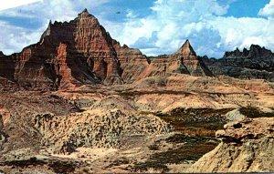 South Dakota Badlands National Park 1996