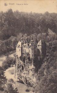 Belgium Dinant Chateau de Walzin 1923