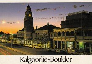 KALGOORLIE-Boulder , Western Australia , 1996