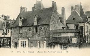 France - Ille-et-Vilaine, Home of the Plaids