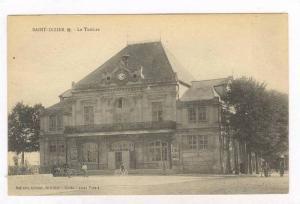 Saint-Dizier , Haute-Marne department , France. 00-10s Le Theatre