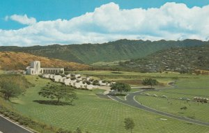 HONOLULU , Hawaii , 1950-60s ; Gardens of the Missing ( Monument )