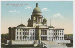 2013 RI Providence  State House