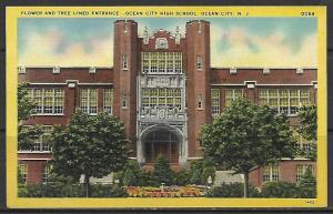 New Jersey. Ocean City - Ocean City High School - [NJ-049]