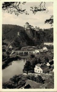 Czech Republic Vranov nad Dyjí Zámek 02.49
