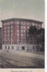 Street View of Rensselaer Hotel, Troy, New York, 00-10s