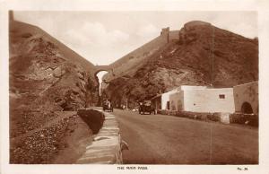 Yemen The Main Pass, Aden
