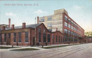 Chilled Plow Works, SYRACUSE, New York, 00-10s