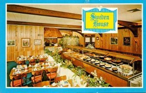 Sweden House Smorgasbord Restaurants Illinois and Florida