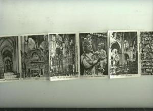 Postales: Toledo-Catedral