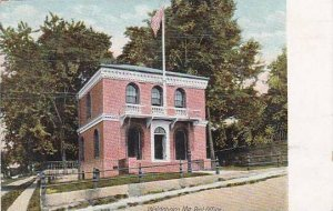 Maine Waldoboro Post Office 1905
