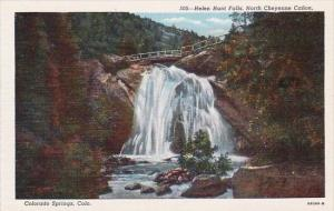 Colorado Springs Helen Hunt Falls North Cheyenne Canon