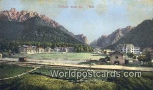 Triol Austria, Österreich Toblach Triol Toblach