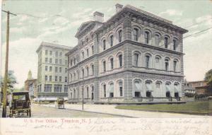 TRENTON, New Jersey; U. S. Post Office, PU-1907