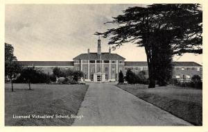 Slough, Licensed Victuallers School Front view, Oxford Series