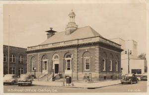 RP; DALTON , Georgia , 1930-40s ; U.S. Post Office