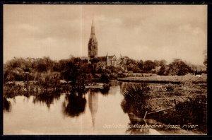 Salisbury Cathedral,Salisbury,England,UK