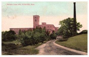 Massachusetts Webster , Steven's Lincoln Mill