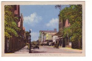 Prince Street West, Truro, Nova Scotia, PECO