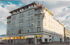 Plaza Motor Hotel , KAMLOOPS , B.C. , Canada, 40-60s