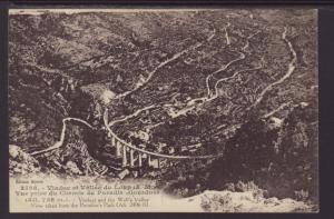 Viaduc et Vallee du Loop,Gourdon,France BIN