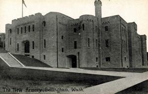 WA - Bellingham. Armory