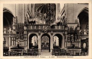 CPA   Saint-Florentin (Yonne) - Le Jubé- Renaissance Italienne  (358761)