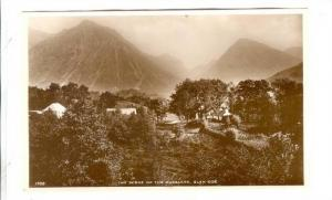 RP; The Scene of the Massacre, Glen Coe, Argyllshire, Scotland, United Kingdo...