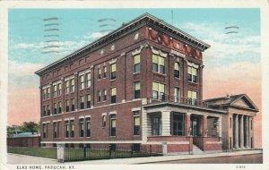 PADUCAH , Kentucky, PU-1940 ; Elks Home