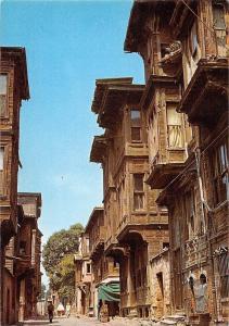 Turkey Istanbul ve Guzellikleri Une vue de l'anciennes maisons Houses