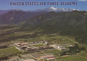 United States Air Force Academy Colorado Springs Colorado 1989