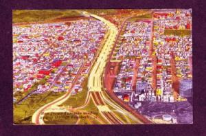 NJ Aerial New Jersey Turnpike ELIZABETH City View PC