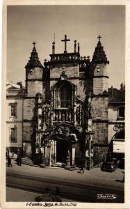 CPA Coimbra- Igreja de Santa Cruz, PORTUGAL (760772)