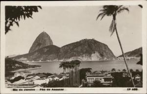 Rio de Janeiro Pao de Assucar