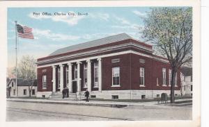 CHARLES CITY, Iowa, 10-30s ; Post Office