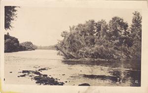 RP, River Scene, GREENE, Iowa, 1900-10s