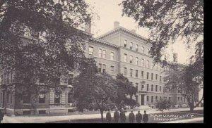 Massachusetts Cambridge Harvard  University  Albertype